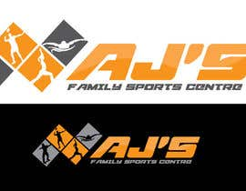 "nº 19 pour Design a Logo for AJ""s Sports Centre par webmastersud"