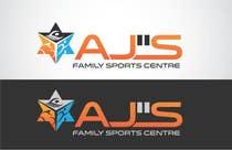 """Graphic Design Konkurrenceindlæg #35 for Design a Logo for AJ""""s Sports Centre"""