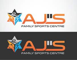 "nº 35 pour Design a Logo for AJ""s Sports Centre par Don67"