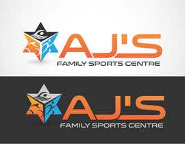 "nº 37 pour Design a Logo for AJ""s Sports Centre par Don67"