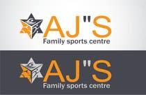 """Graphic Design Konkurrenceindlæg #48 for Design a Logo for AJ""""s Sports Centre"""
