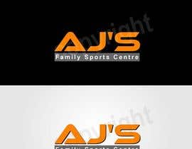 "#3 for Design a Logo for AJ""s Sports Centre af mahisahrifahmed"