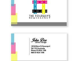 #12 for Design some Stationery for this logo by karenjl