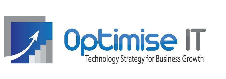 Kilpailutyö #48 kilpailussa Logo redesign for IT strategy company