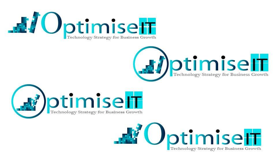 Kilpailutyö #95 kilpailussa Logo redesign for IT strategy company