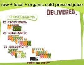 #28 para Design a Banner for Juice Delivery por olsiad