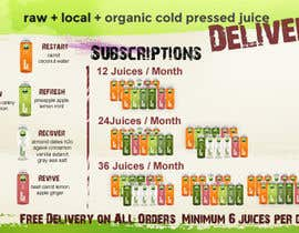 #35 para Design a Banner for Juice Delivery por authenticweb