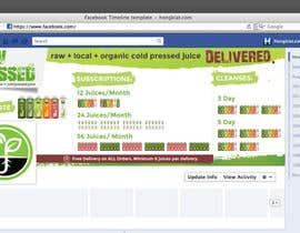 #9 para Design a Banner for Juice Delivery por samazran