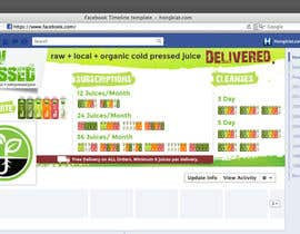 #13 para Design a Banner for Juice Delivery por samazran