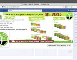 #25 para Design a Banner for Juice Delivery por samazran