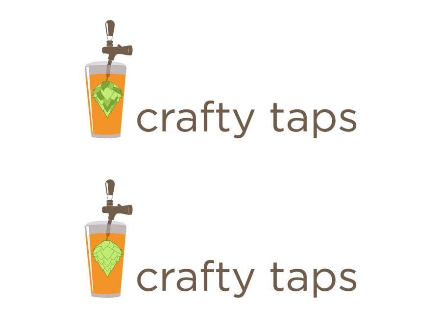 Penyertaan Peraduan #                                        42                                      untuk                                         Design a Logo for Crafty Taps