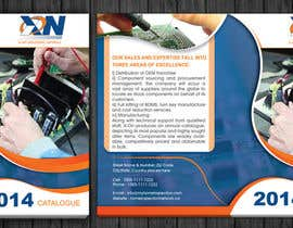 nº 18 pour Design a Brochure for Electronic Parts Supply company par tahira11