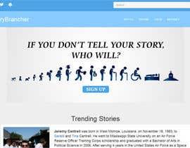 Nro 8 kilpailuun Create a New Image for the Main Page of a Social Network käyttäjältä Shrey0017