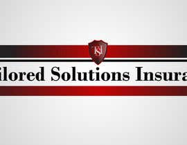 #3 para Logo Design for Tailored Solutions Insurance por kiki2002ro