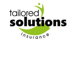 #7 untuk Logo Design for Tailored Solutions Insurance oleh JodySimpson