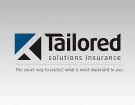 #176 para Logo Design for Tailored Solutions Insurance por EmilioLaquidara