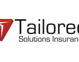 #10 pentru Logo Design for Tailored Solutions Insurance de către gathotkaca