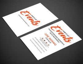 Nro 173 kilpailuun Design some Business Cards 3 käyttäjältä Warna86