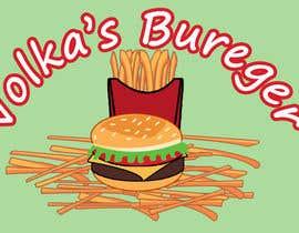 Rashid8891 tarafından Logo design for a burger cafe için no 85
