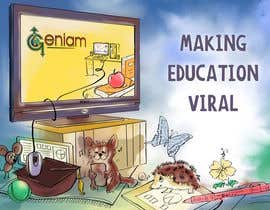 "#9 for Illustrate:  ""Making Education Viral"" by GhitaB"
