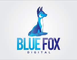 #3 for Design a Logo for Blue Fox Digital by dannnnny85