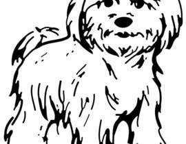 nº 38 pour Logo / Drawing / Illustration of a dog par victorshade9999
