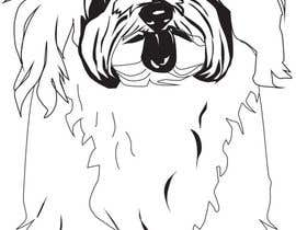 nº 36 pour Logo / Drawing / Illustration of a dog par annaikonomova
