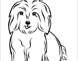 #42 for Logo / Drawing / Illustration of a dog af korodirazvan
