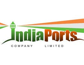 #411 cho Logo Design for India Ports bởi dimitarstoykov