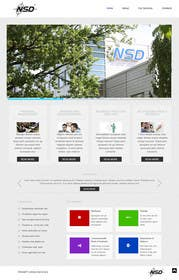 #5 for Design a new web site www.nsd.fi by zicmedia