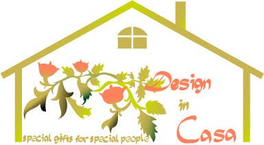 Конкурсная заявка №350 для Logo Design for  Is for a decoration store, that has beautiful, delicate and elegant products.