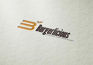 #97 para Design a Logo for a Burger Joint por paxslg