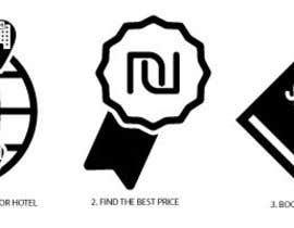 Nro 4 kilpailuun Design some Icons käyttäjältä kraamkumar3