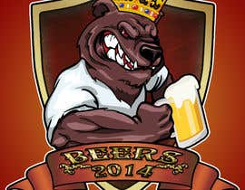#9 for Logo Design for Beer 2014 by miguelfirewolf
