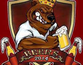 #13 for Logo Design for Beer 2014 by miguelfirewolf