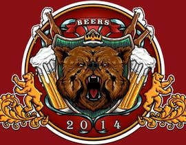 #15 for Logo Design for Beer 2014 by kawashimadesigns