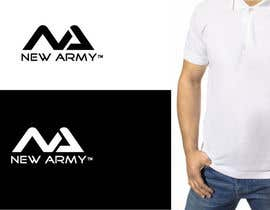 #95 for Design a Logo for New Army™ Clothing & Apparel af mamunfaruk
