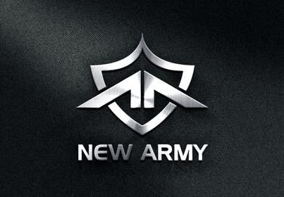 #102 for Design a Logo for New Army™ Clothing & Apparel by pvcomp