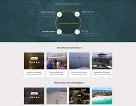 imagineinfotec tarafından Design a Website Mockup için no 4