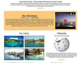 imranwebdesigner tarafından Design a Website Mockup için no 22