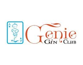 anth0n tarafından Genie Gin Club için no 3