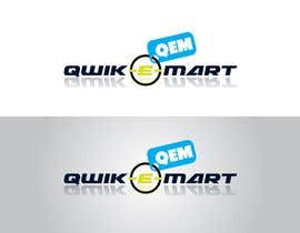 #62 for Logo Design for Qwik-E-Mart by superhem
