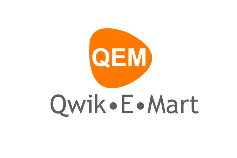 Конкурсна заявка №217 для Logo Design for Qwik-E-Mart