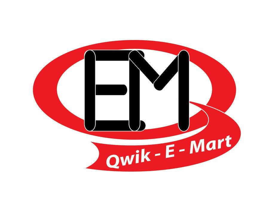 Contest Entry #232 for Logo Design for Qwik-E-Mart