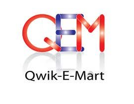 #66 pёr Logo Design for Qwik-E-Mart nga saledj2010