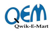 Entrada de concurso de Graphic Design #122 para Logo Design for Qwik-E-Mart