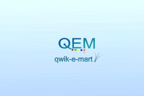 Participación en el concurso Nro.198 para Logo Design for Qwik-E-Mart