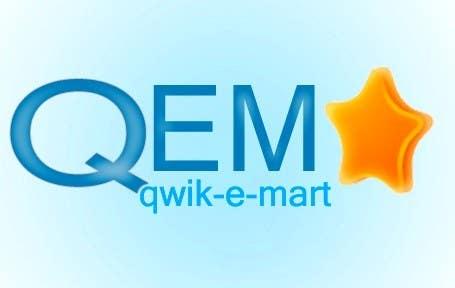Participación en el concurso Nro.194 para Logo Design for Qwik-E-Mart