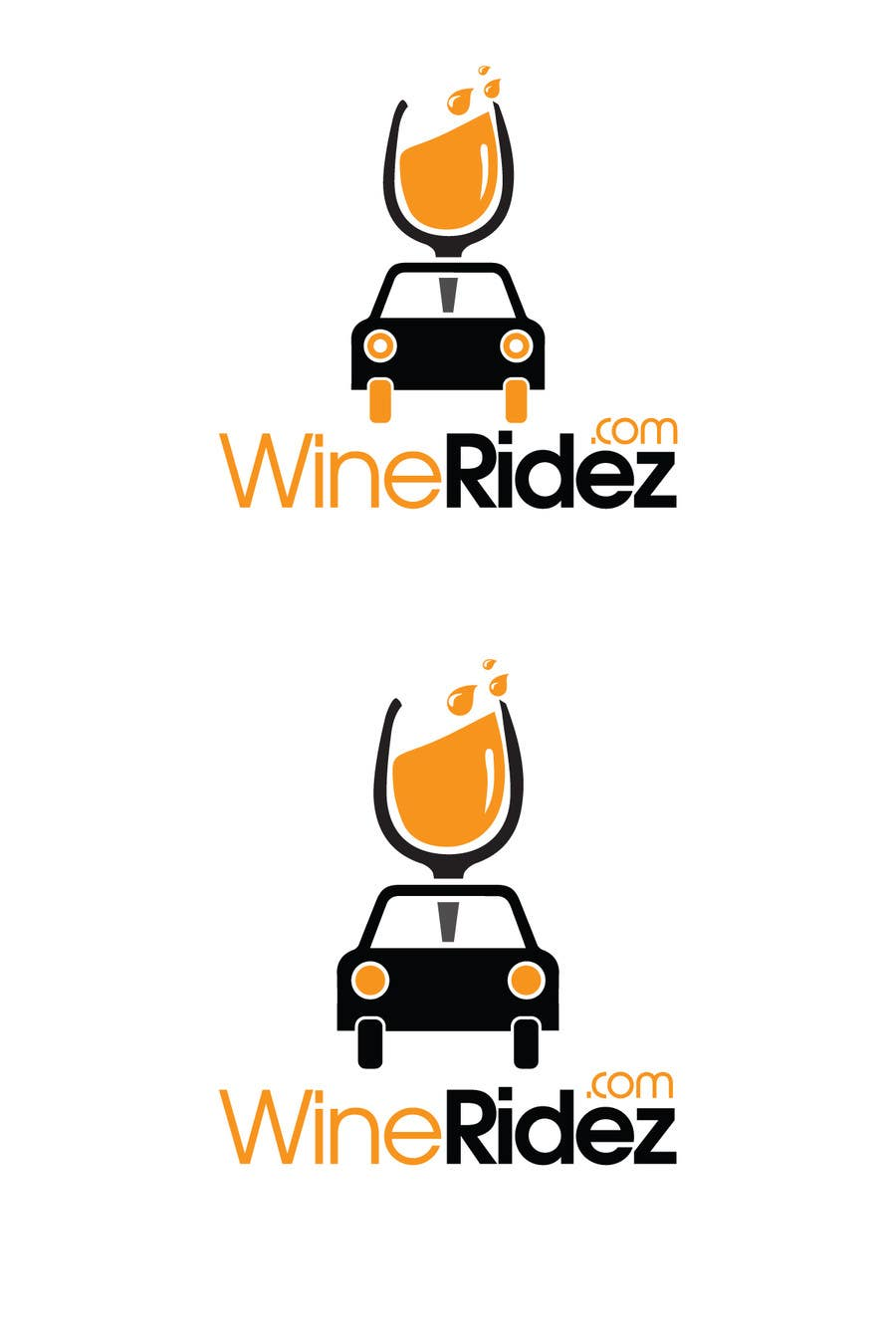 Konkurrenceindlæg #36 for Design a Logo for taxi type service in Wine Country