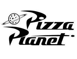 #7 for Pizza Planet Rocket Ship Vector by vihuang
